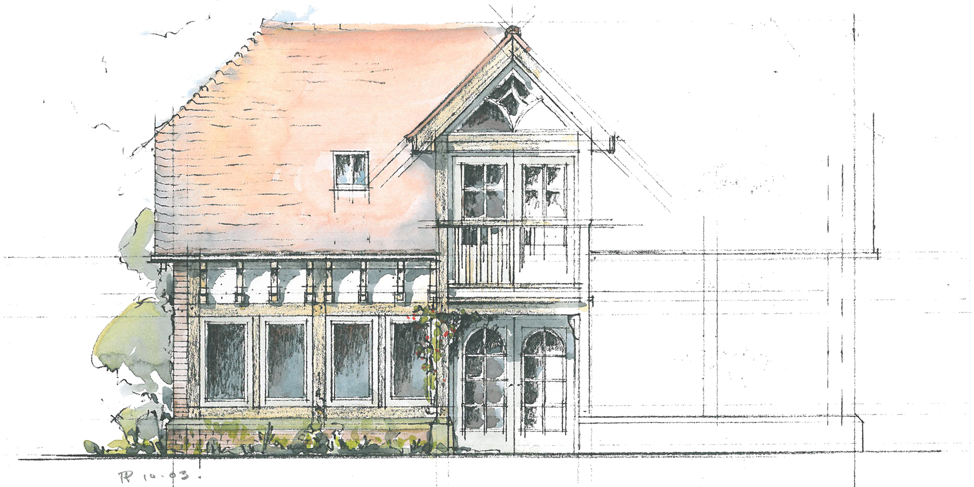 Project design studio ltd woburn for Design house architecture ltd